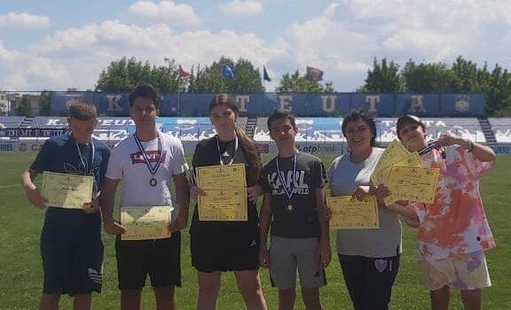 Kampionati II i Atletikës (djem, vajza) midis shkollave 9 – vjeçare të rrethit të Durrësit.
